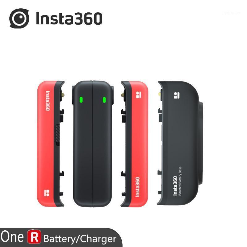 Le videocamere di azione sportiva aumentano la base della batteria / batteria della batteria / di ricarica veloce hub / accessori per il caricatore dell'INSA360 1