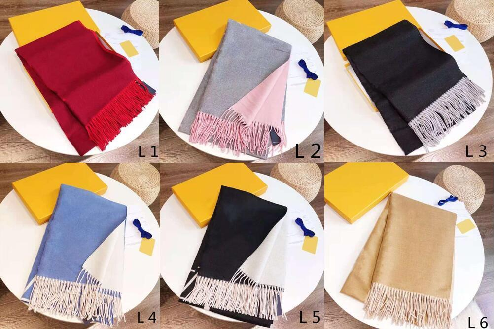 With box Scarf For Women Fashion Design New luxur High quality winter New womens scarf shawl woman Wool scarves