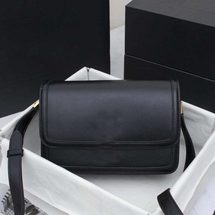 Dame Umhängetaschen Qualität Ledertasche Mode Messenger Handtasche Designer Geschenk Kleiner Designer Square High Bfvhi