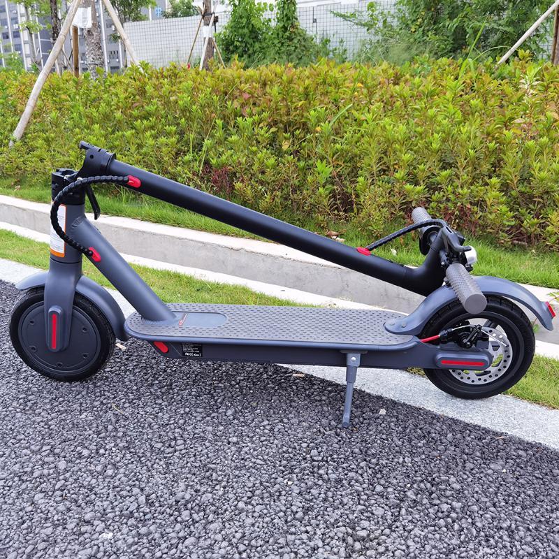 [EU NON Aucun impôt] Skateboard Smart Scooter pliable 45-50km Plage forte 36V 15AH HT-T4 Max 10 pouces Scooter électrique HT-T4 8,5 pouces