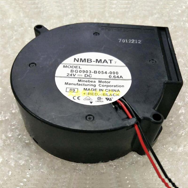 Brandneue Hohe Qualität BG0903-B054-000 24VDC 0.64A Kühler Luftkühlungsventilator