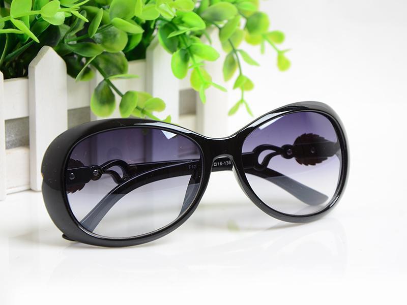fashion Designer sun glasses designer shiny gold frame top quality womens glasses
