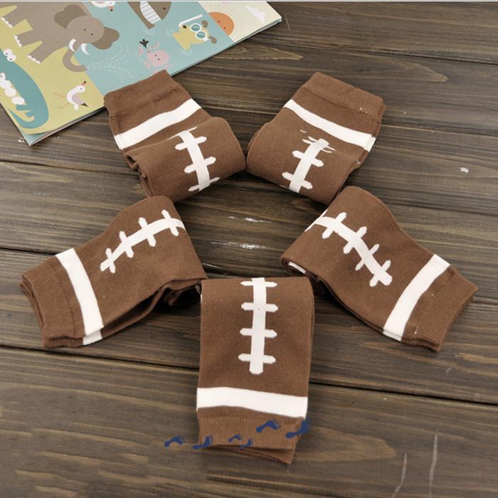 Calzini da baseball baby football basket calcio calcio gambe scaldamani per bambini legging calzamaglia gamba calda per bambini calzini lunghi BWA2448