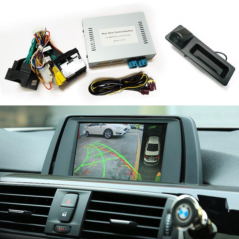Модуль интерфейса камеры переворачивания автомобилей на 2013-2016 гг. BMW X1 x3 x4 x5 x6