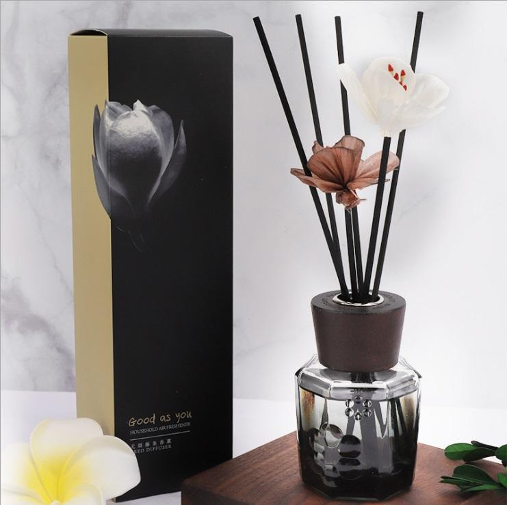 Hogar Aromatherapy Habitación interior Perfume Fragancia Duradera Sala de estar Aseo Mujer Desodorante Dormitorio Fresco Fragancia al Por Mayor