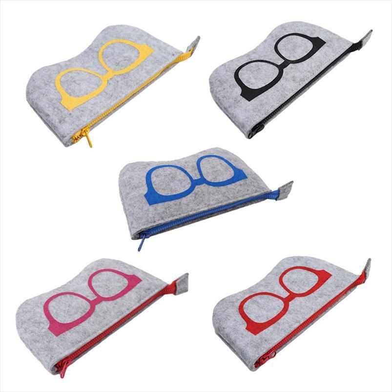 Casos Sunglasses Bag Óculos 2019 colorido compo caso das mulheres Men Óculos Box sentia por Homens Eyewear