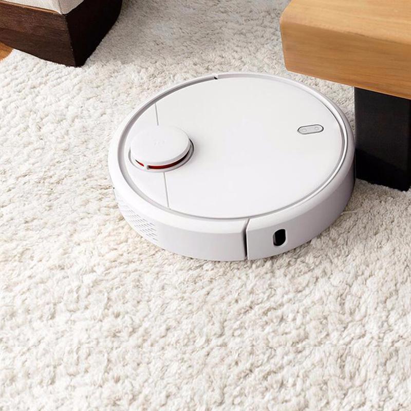 2020 Xiaomi Mijia Mi Aspirateur de robot pour la poussière de filtre à domicile Stérilisez 1800Pa Automatique Smart Planified WiFi App Télécommande
