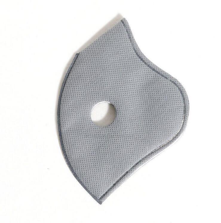 PM2.5 5 слой спортивный фильтр защитный одноразовый маска маски лицевые панели внутренняя прокладка замена Filtexhqna8