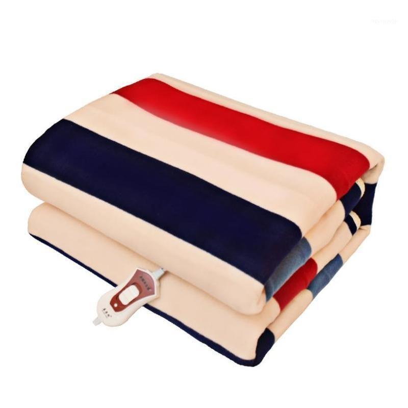 220V Segurança Plush Cobertor Cobertor Thermostat Colchão Elétrico Macio Aquecimento Cobertor Aquecedor Aquecedor Carpet1