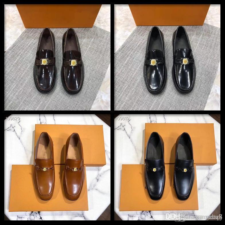 C8 Loafer Обувная Мужская Повседневная Обувь Мужчины Натуральная Кожа Высокое Качество Оксфорды Британский Стиль Мужчины Квартиры Платье Обувь Бизнесформальная Обувь 33