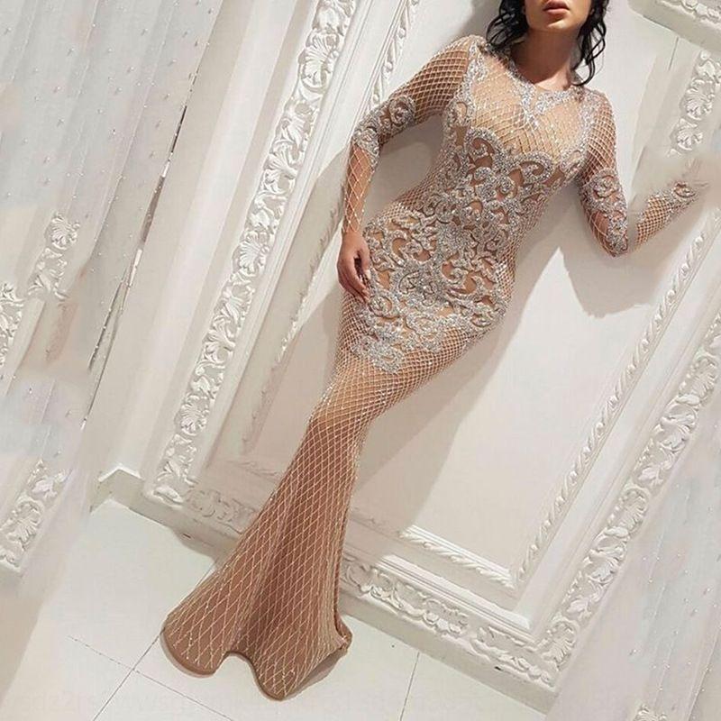 MJOL Yeni Pamuk Kadın Yaz Ekibi Orta Elbise Moda Boyun Mesh Patchwork İnce Kolsuz Elbise Artı Boyutları FP2516