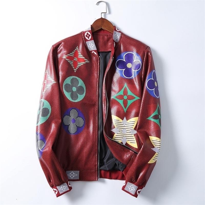 homens designer de casaco de motociclista jaqueta jaquetas para homens 2020 moda melhor vender favoritas por atacado 2020 New Moda Outono bonito elegantF7CF