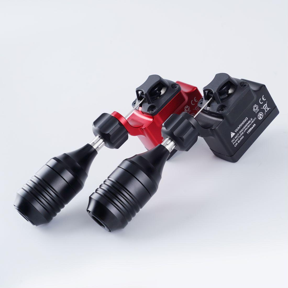 Dragonhawk المتطرفة اللاسلكية آلة الوشم المدمج في بطارية الروتاري موتور بندقية للجسم الوشم ماكياج دائم WQP-011