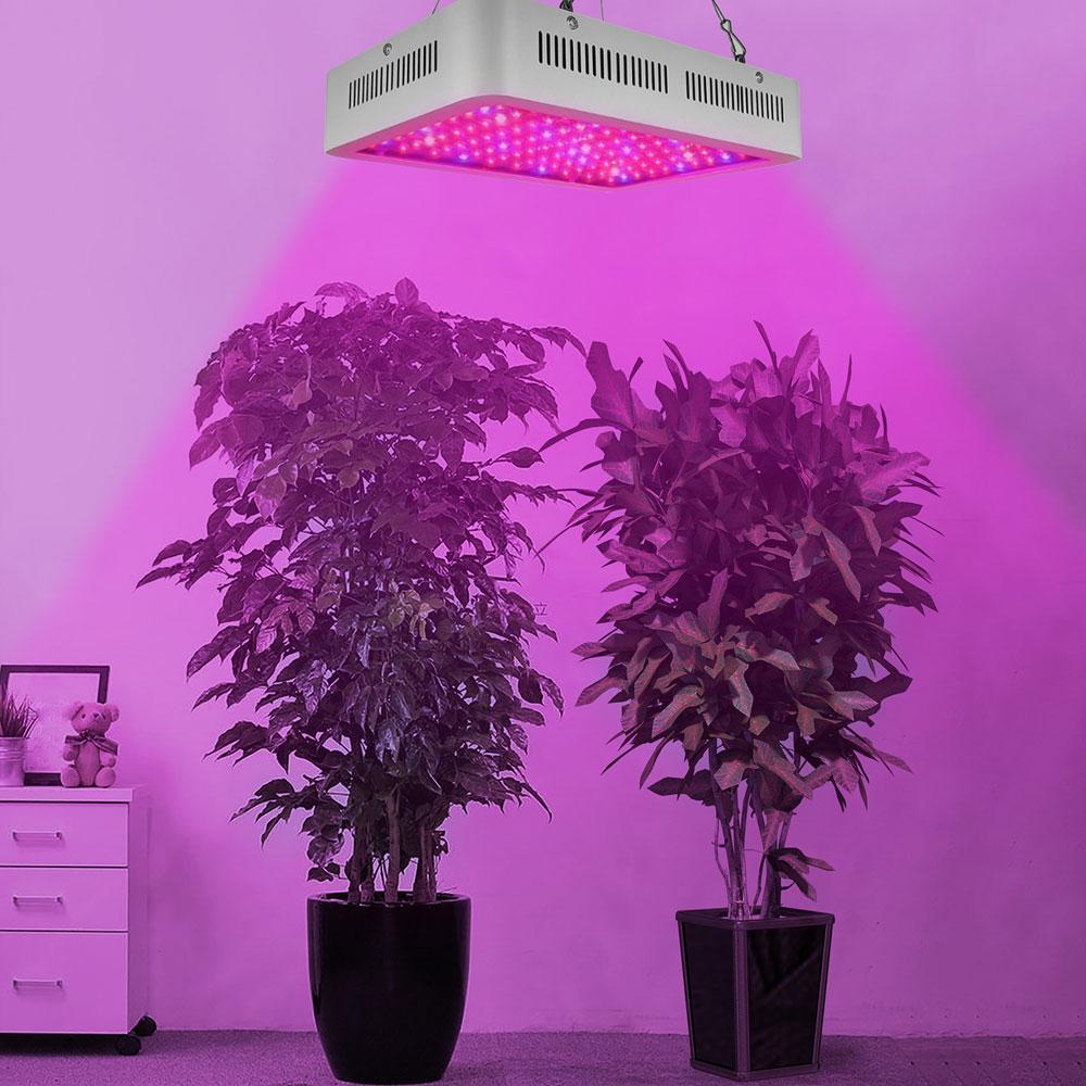 1500W Dual Chips 380-730nm Lampe de croissance de la plante LED