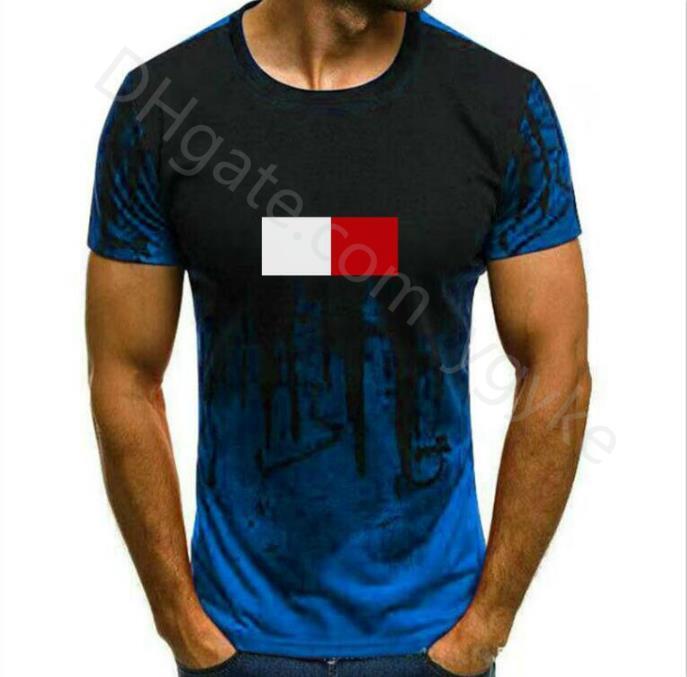 Hot Mens T Shirt con la letra impresa Hombres Moda Camisetas de verano Camiseta de manga corta Cuello Cuello Casual Camiseta Casual Homme Ropa Streetwear Big Tamaño