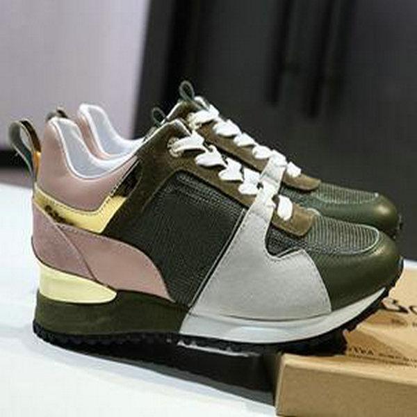 Обувь дизайнер 2021 Новые роскошные кожаные повседневные туфли женщины дизайнерские кроссовки мужские туфли натуральная кожа мода смешанный цвет 36-44