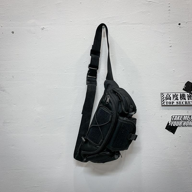 Taille Femme Femmes Sac Mens Body Sport Sac Femme Bumbag Bag QS Cross Girl Scana Banane pour la ceinture 2020 Noir XHQVL