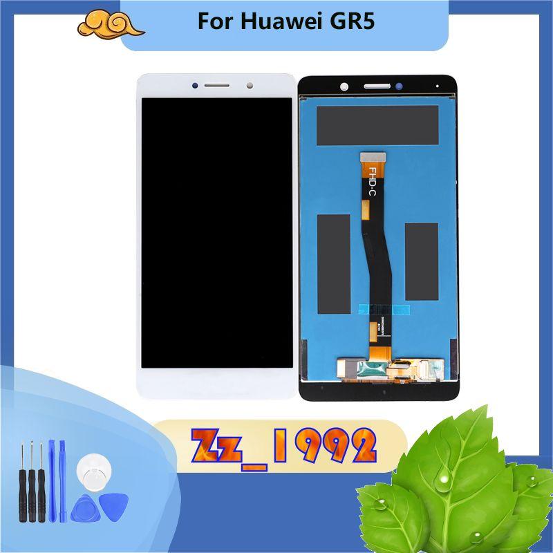 "5.5 ""Super CALIDAD PARA HUAWEI ASCEND GR5 LCD Pantalla Táctil Pantalla táctil Reemplazo de ensamblaje Sin marco"