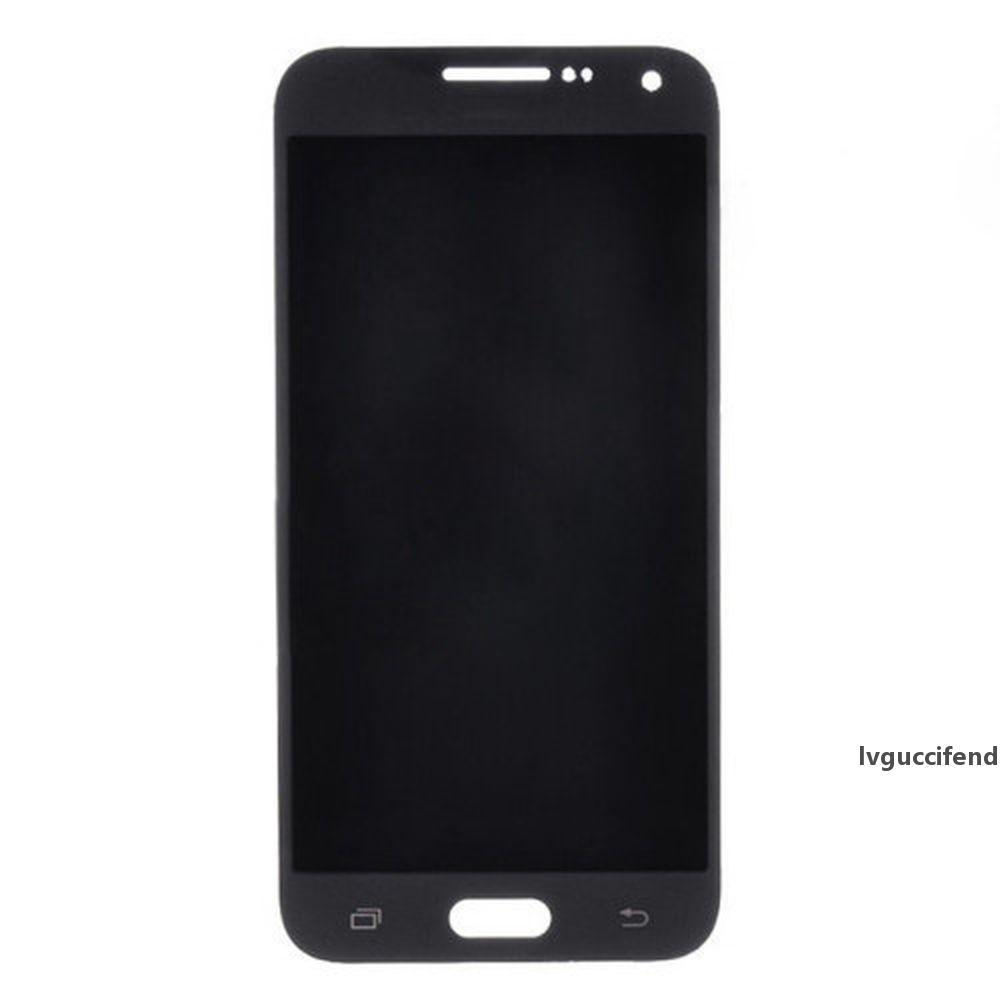 Screen Touch Digitizer LCD Display Ersatz für Samsung Galaxy E7 E7000 E700F Helligkeit kann nicht angepasst werden. Montagefreie DHL.
