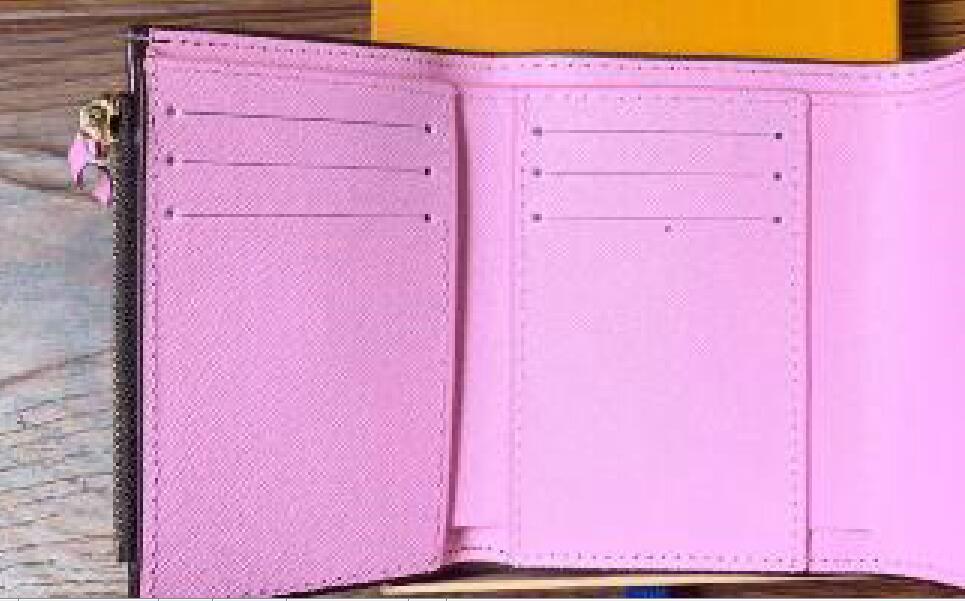 Top Quality Classic Designer Carteira Moda Couro Longo Bolsa Dinheiro Bag Zipper Bolsa Moeda Bolso Note Designer Clutch