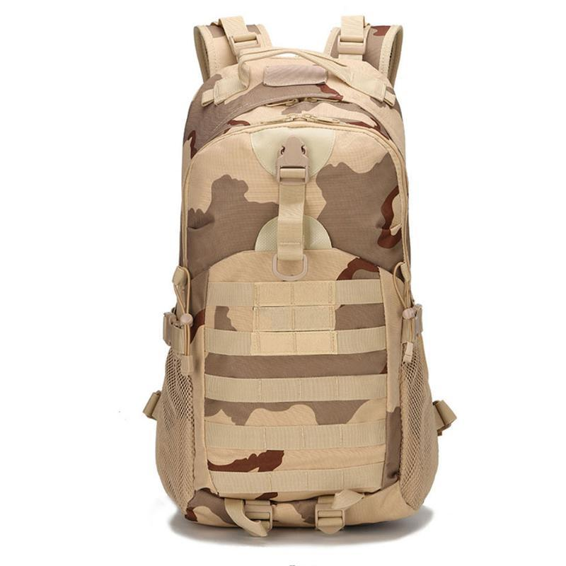 30L Tactical Backpack Camouflage Large Capacity Rucksack Hiking Backpacks Waterproof Hunting Backpack Camping Outdoor
