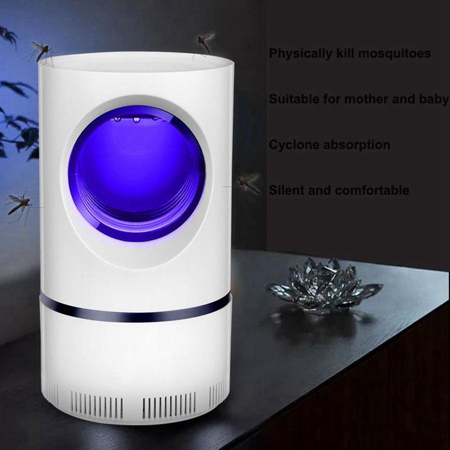 الكهربائية usb البعوض طارد القاتل led ضوء الأشعة فوق البنفسجية الالكترونيات ضوئي فخ مصباح الصمت الآفات طارد القاتل RRF3771