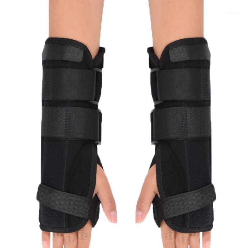 Ajuste a liga pulso pulseira pulseira pulseira suporte splint fratura fita carpo túnel esporte stars mouse mão pulseira1