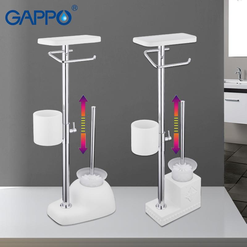 Gappo Toilettes Titulaires de broussailles de repos