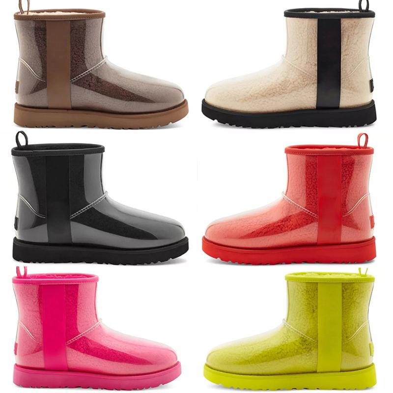 2020 Designer women uggs boots ugg winter boots travel luggage slippers kids ugglis australia australian satin boot ankle booties fur leather outdoors shoes
