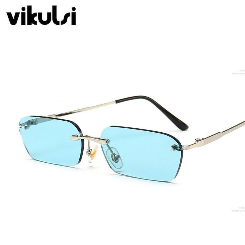 Populares mulheres ultralight mulheres médias óculos de sol femininos moda feminina tendendo 90 óculos de sol mulheres azul amarelo amarelo tons novos