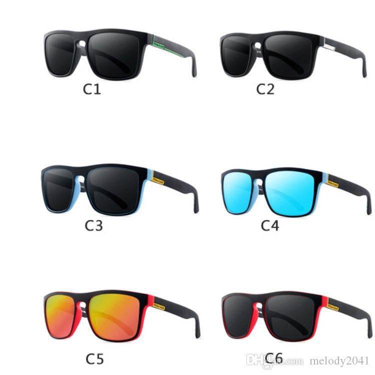 Verres cool colorés Hommes de plein air Sports Lunettes de soleil à vélo pour lunettes de lunettes Polarisé Vente en gros Verres Cool Lunettes Sun Sowjb