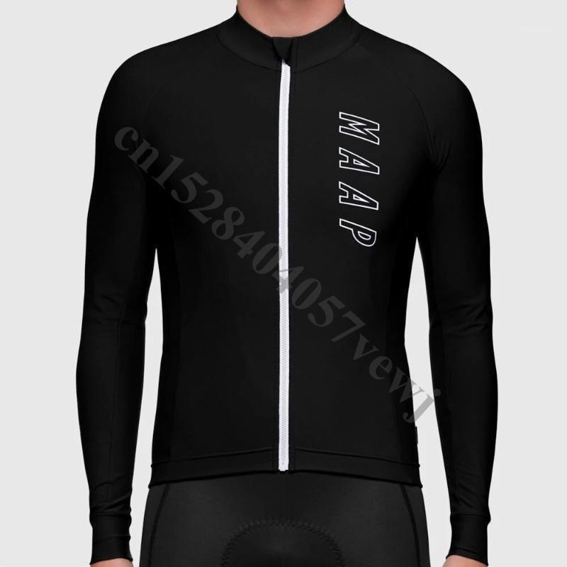 2020 طويلة الأكمام الرجال الدراجات جيرسي تنفس ماجور ماركة الدراجات دراجة الملابس سريعة الجافة الدراجة الجبلية الملابس 1