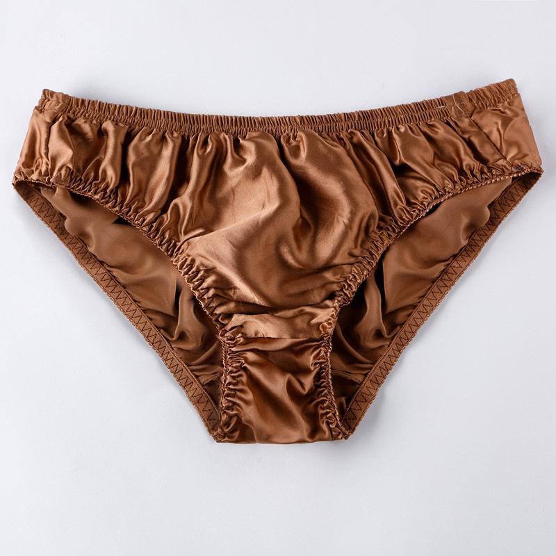 Mode hommes Sous-vêtements élastiques, gros sac, ceinture, sous-vêtements sexy