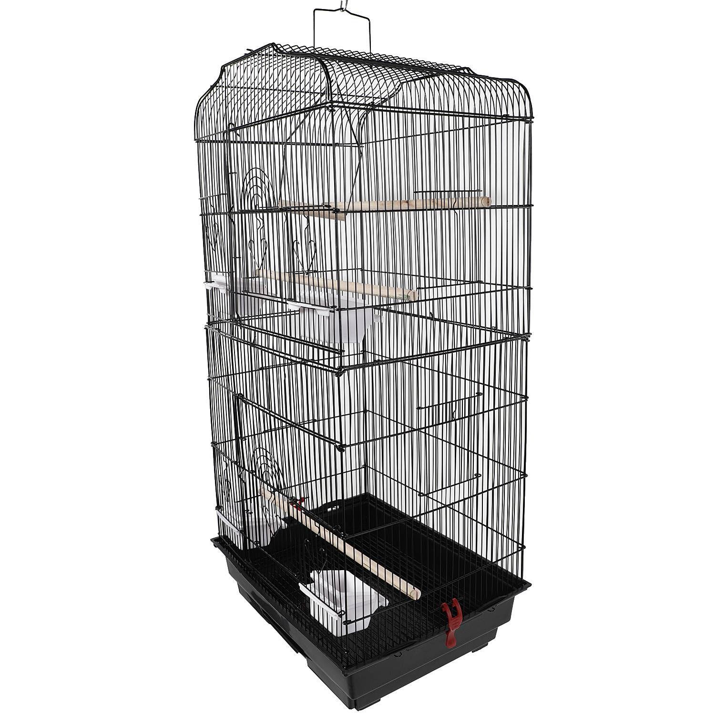 """37 """"Vogel Papageikäfig Kanarisches Parakeet Cockatiel Love Finch"""