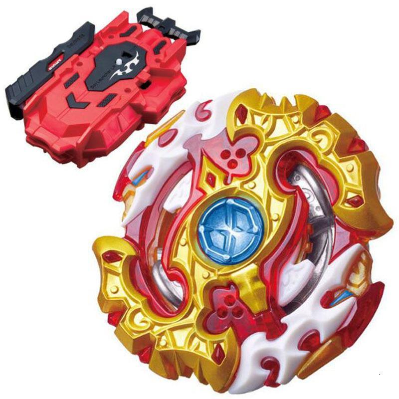 Spriggan Requiem Beyblade Burst STARTER w/ B-100 New Kids Toy Top LR Red Bey Launcher