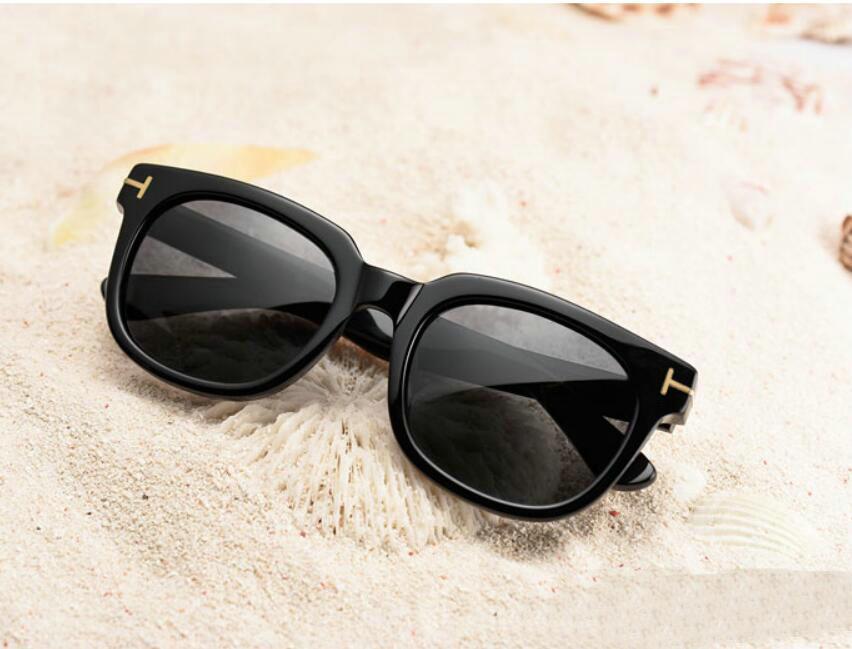 En Kaliteli Yeni Moda 211 Tom Güneş Gözlüğü Adam Kadın Erkek Için Erika Gözlük Ford Tasarımcı Marka Mens Ve Bayan Güneş Gözlükleri Orijinal Kutusu ile