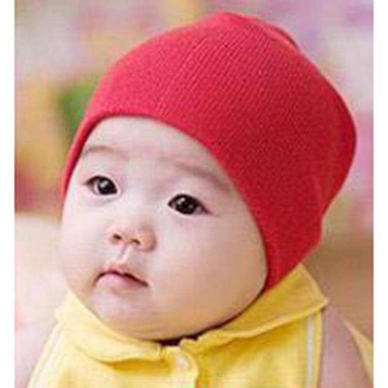 Chapeau de bébé Baby Casquettes Solid Coton Unisexe Chapeaux Nouveau-né Photographie Prise de vue de la photographie Candy Couleur Bonneyes Accessoires XL515