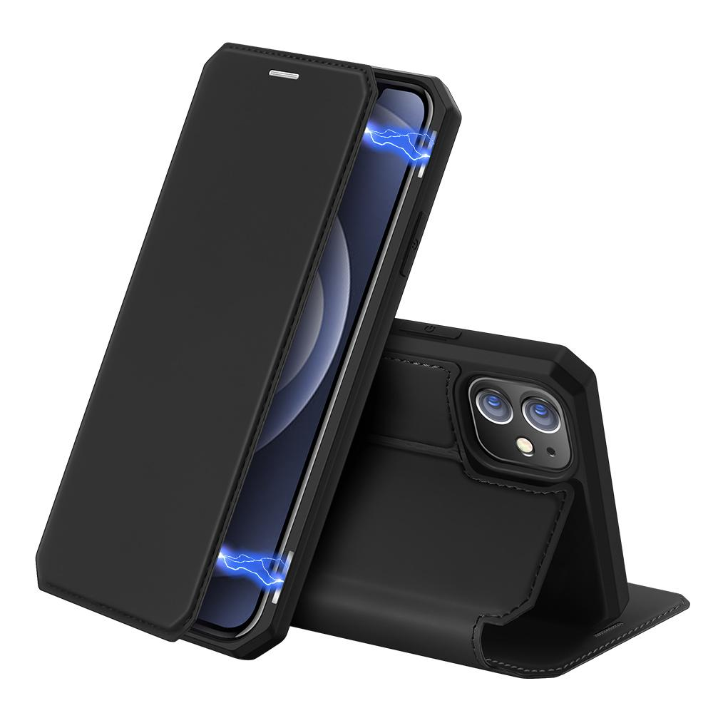Respirant PU Cuir + TPU doux Protection Plein-Touch-Touch Sentiment de protection antichoc pour iPhone 11 12 Pro Max Samsung Huawei