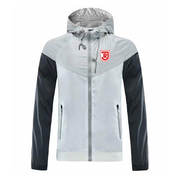 jaqueta jaqueta de treinamento de futebol de jahn regensburg