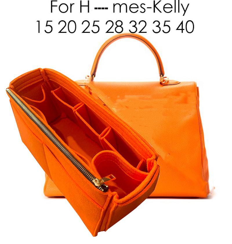 H K E LL .Y20 25 28 32 35 40 Keçe Çanta Organizatör Eklemek Çanta Şekillendirici Çanta Çanta Organizatörler-3mm Premium Keçe (El Yapımı / 20 Renk 201113