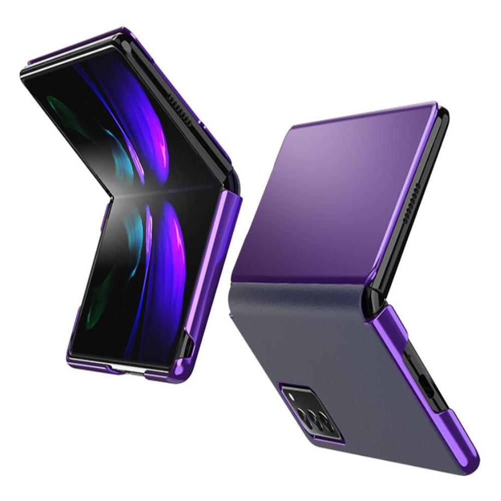 Galaxy Fold 2 Kılıf Galaxy Z Fold2 5g Hakiki Leathermobile Telefon Kabuk 5 Renkler İsteğe Bağlı Yeni Galaxy Z Katlama 2 Durumda