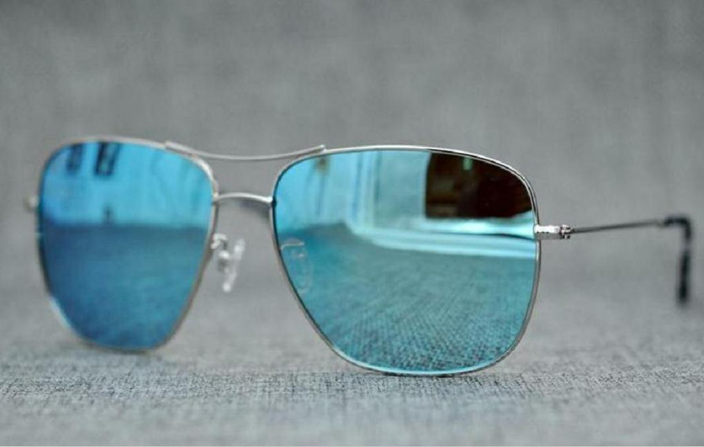 New Men Women 774 Sunglasses High Quality Polarized Rimless Lens Very good Sports Driving Sunglass With Case