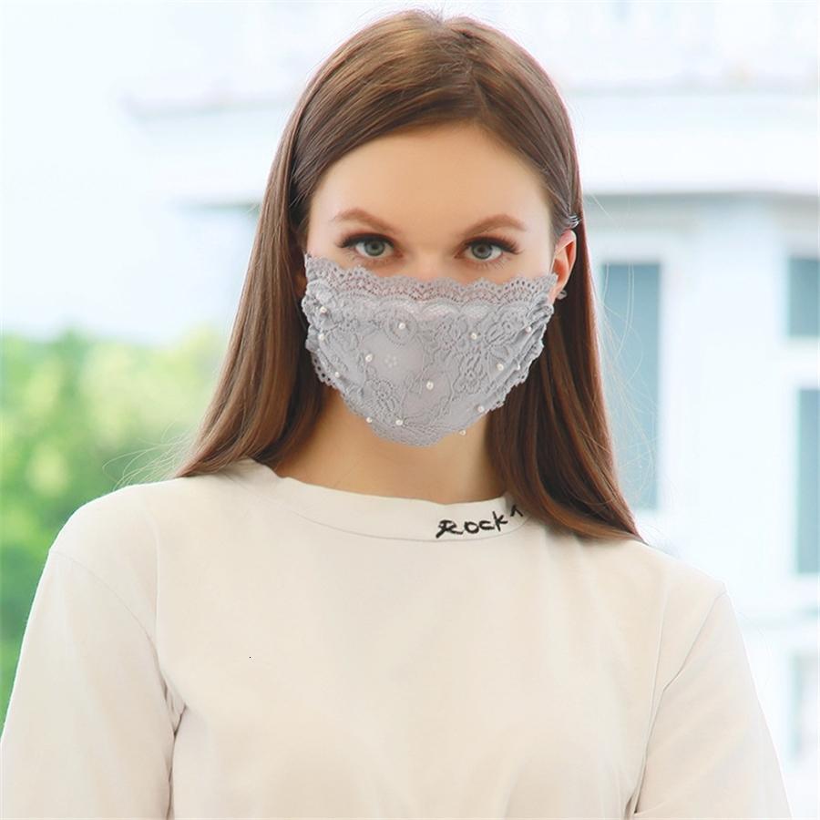 Spor Baskı Kapı Çiçekler Out Yüz Maskesi Sürme Maskeleri Moda Maskesi # 510