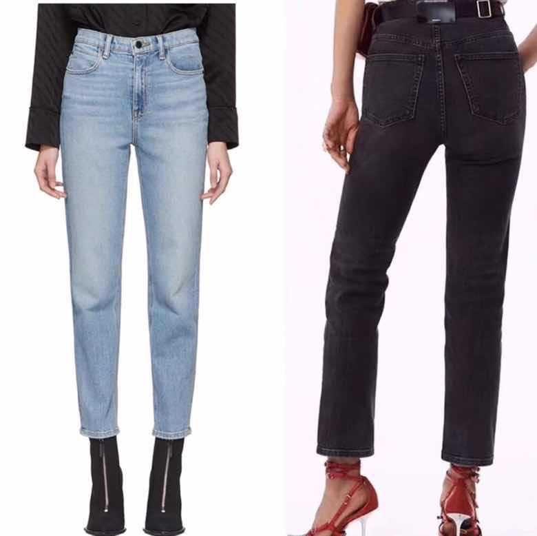 Vintage High Taille Jeans Femmes Skinny Jeans 2019 Nouveau Pantalon Crayon Slim Capris Pantalons Convient à Lady Jeans Femmes Pantalon