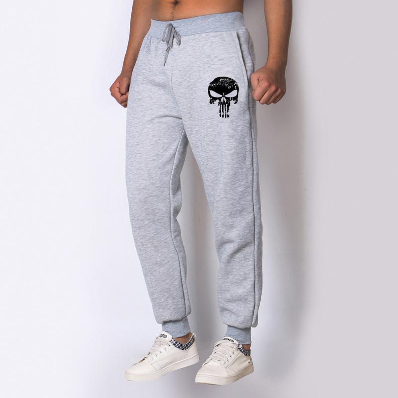 Erkek Pantolon Erkek Sıcak Sweatpants Pamuk Polar Kış Boy Joggers Adam Giyim Streetwear Spor Moda Pantolon Dekorasyon
