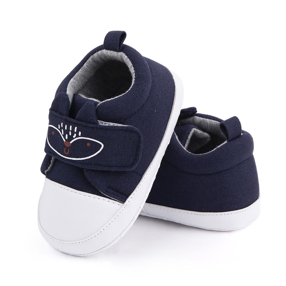 Baby Sneakers Boy First Walkers Bebe Girl Newborn Детская обувь Мальчик Холст Случайный кроссовки