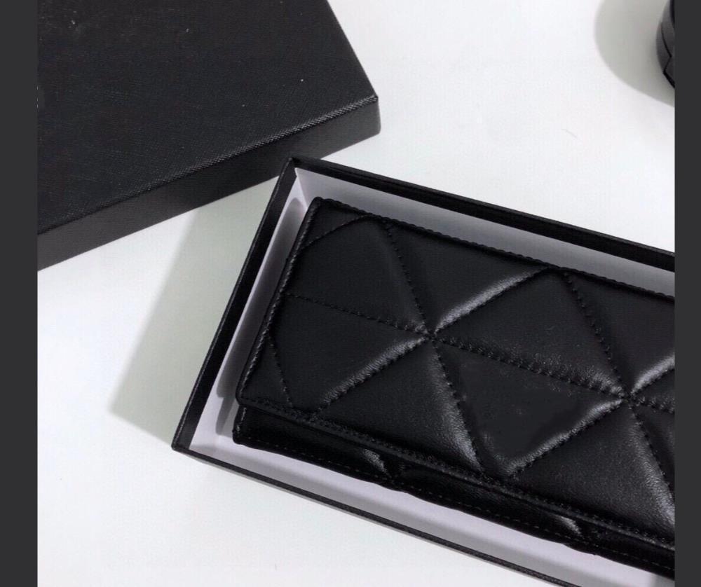 Portafoglio di pecora di alta qualità con portafoglio da portafoglio da donna con portafoglio lunghezza Pista da parati Best Selling Fashion Ang Popolare Stile Nuovo Arrivo