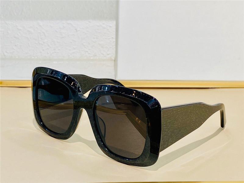 Óculos moda popular room óculos quadrados quadrado 0119s topo vintage punk novo eyewear qualidade sun estilo uv400 proteção vêm wi ckws