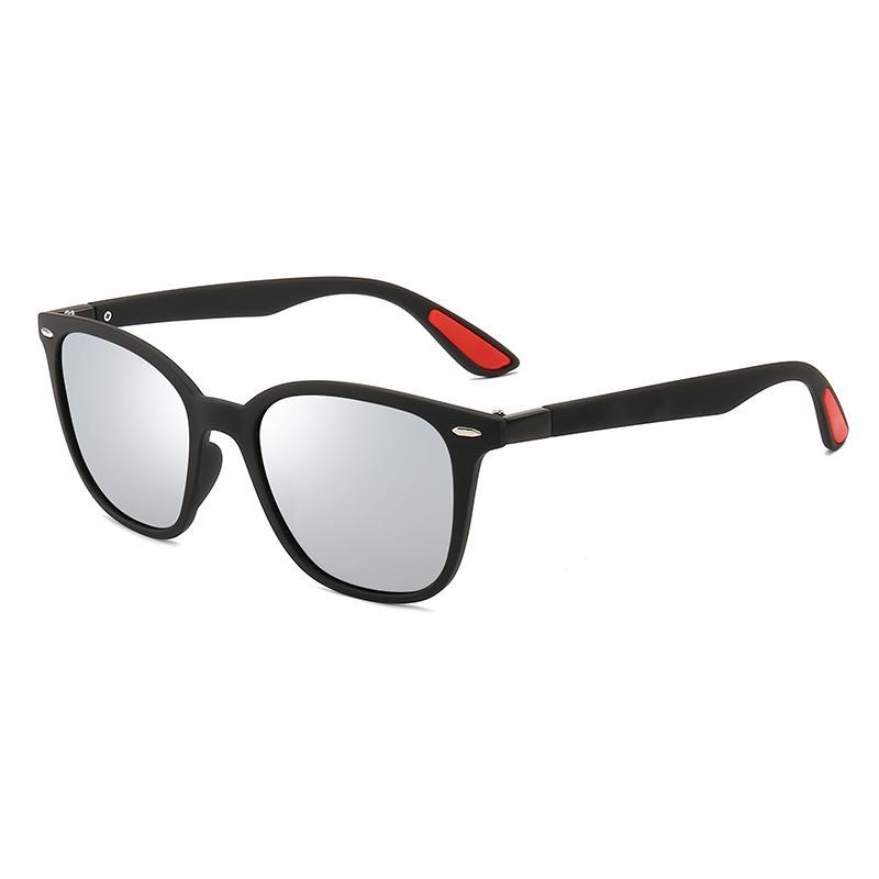 Fashion Women Designer Coating Driving Men Sunglasses Sun Brand Frame Square Glasses Male Goggle Polarized Shades Female Mirror Uugpl