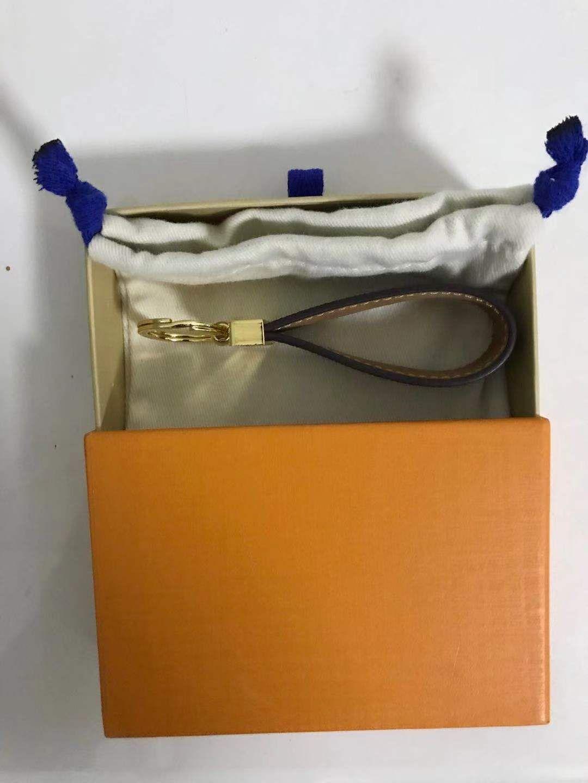 2020 Mode Marke Designer Schlüsselanhänger Geschenk Herren- und Damen-Souvenir-Auto-Tasche Zubehör Box88